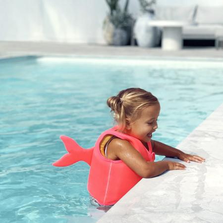 Slika za SunnyLife® Prsluk za učenje plivanja Mermaid 1-2L