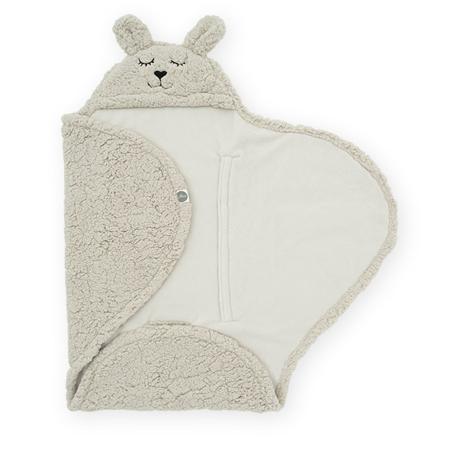 Slika za Jollein® Dekica za novorođenče Bunny Nougat 105x100