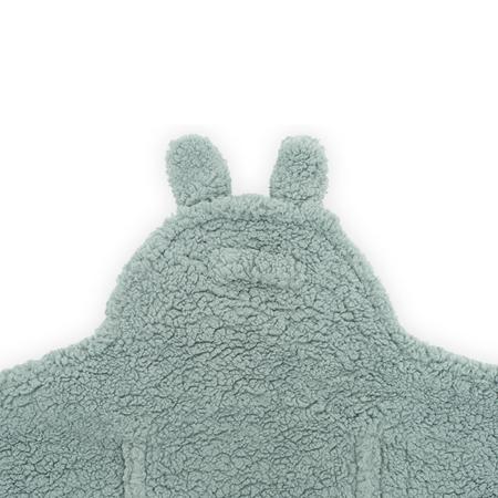 Slika za Jollein® Dekica za novorođenče Bunny Ash Green 105x100