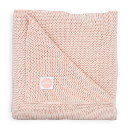 Slika za Jollein® Pletena dekica Pale Pink 150x100