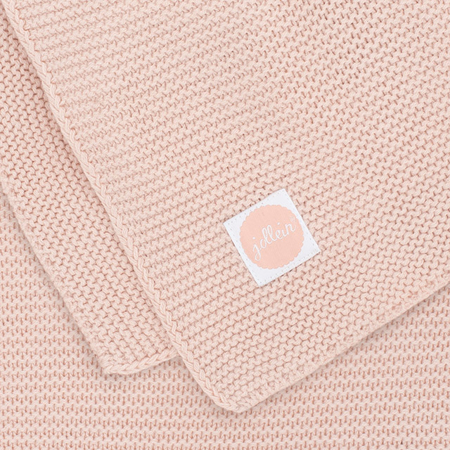 Slika za Jollein® Pletena dekica Pale Pink 100x75