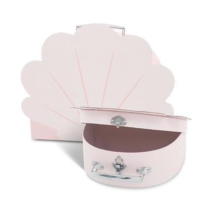 Slika za Jollein® Komplet dva kofera Shell Pale Pink