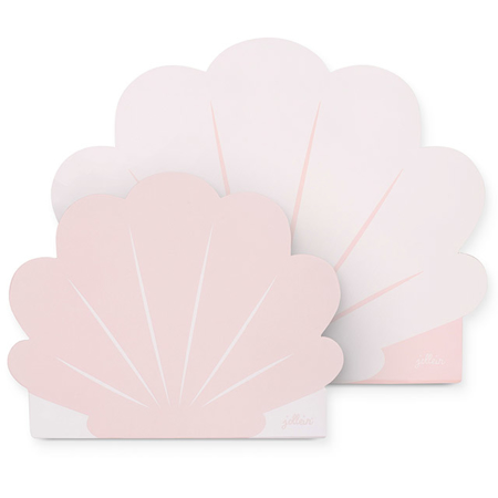Jollein® Komplet dva kofera Shell Pale Pink