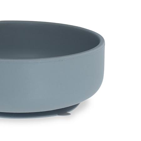 Slika za Jollein® Silikonski set za jelo Storm Grey