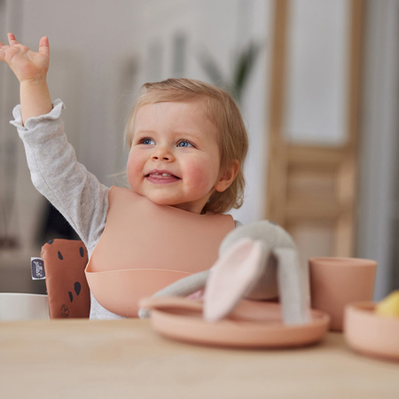 Slika za Jollein® Silikonski set za jelo Caramel