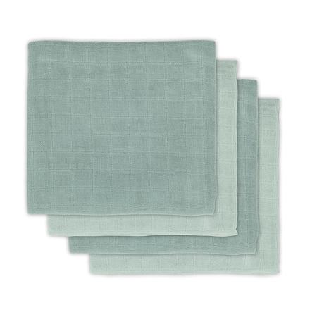 Slika za Jollein® Komplet 4 tetra pelene Ash Green 70x70