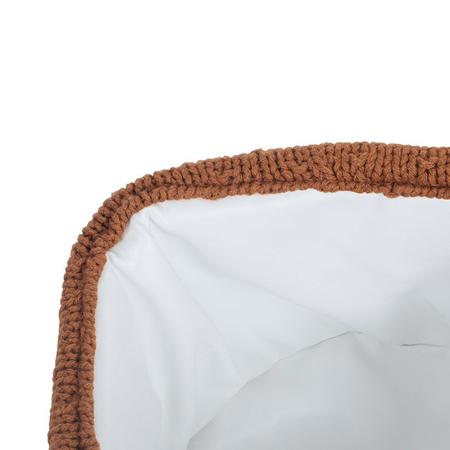 Jollein® Košara za pohranjivanje stvarčica Bliss Knit Caramel