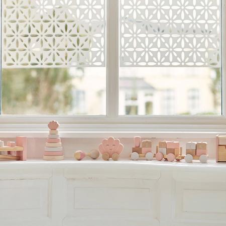 Slika za Jollein® Drvena igračka Vlakić Pink
