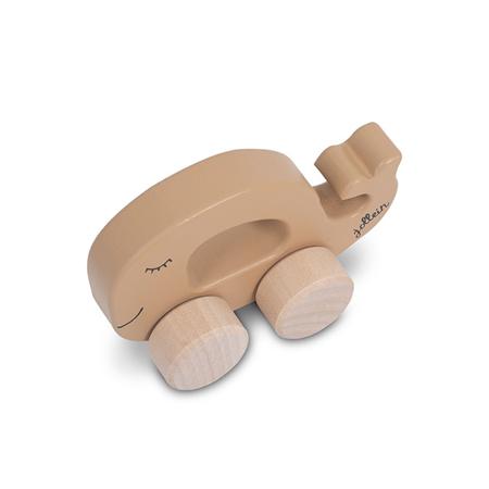 Slika za Jollein® Drvena igračka Car Whale Caramel