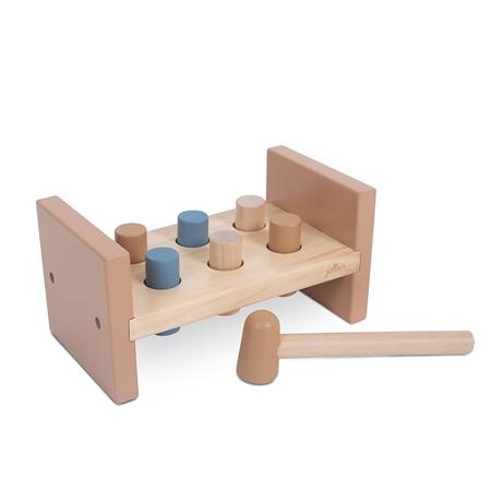 Slika za Jollein® Drvena igračka Čekić Blue