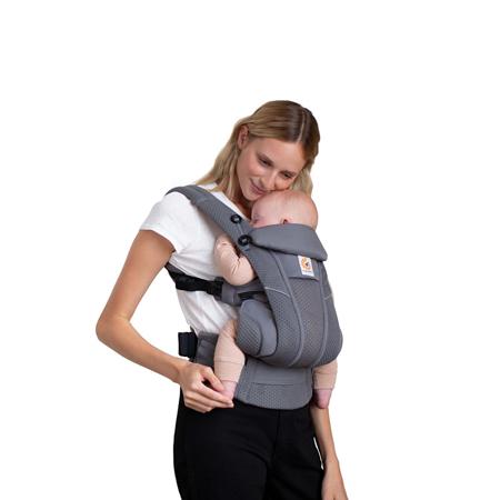 Slika za Ergobaby® Omni Breeze nosiljka Graphite Grey