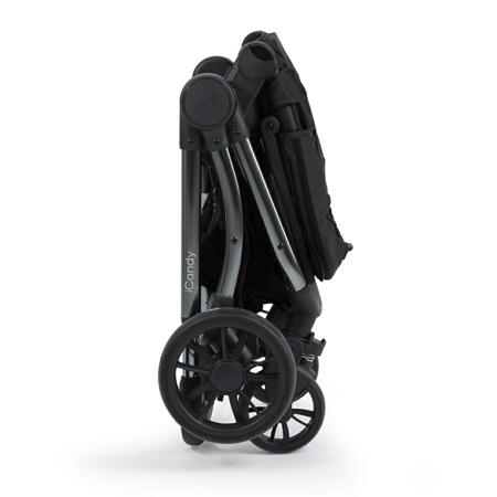 Slika za  iCandy® Dječja kolica s košarom 2v1 Lime Lifestyle Black