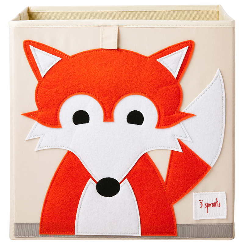 Slika za 3Sprouts® Kutija za igračke Lisica