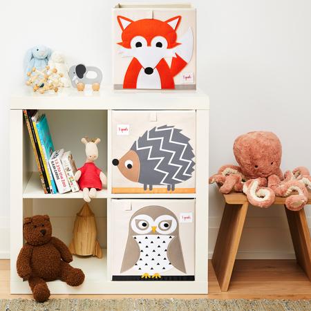 3Sprouts® Kutija za igračke Lisica