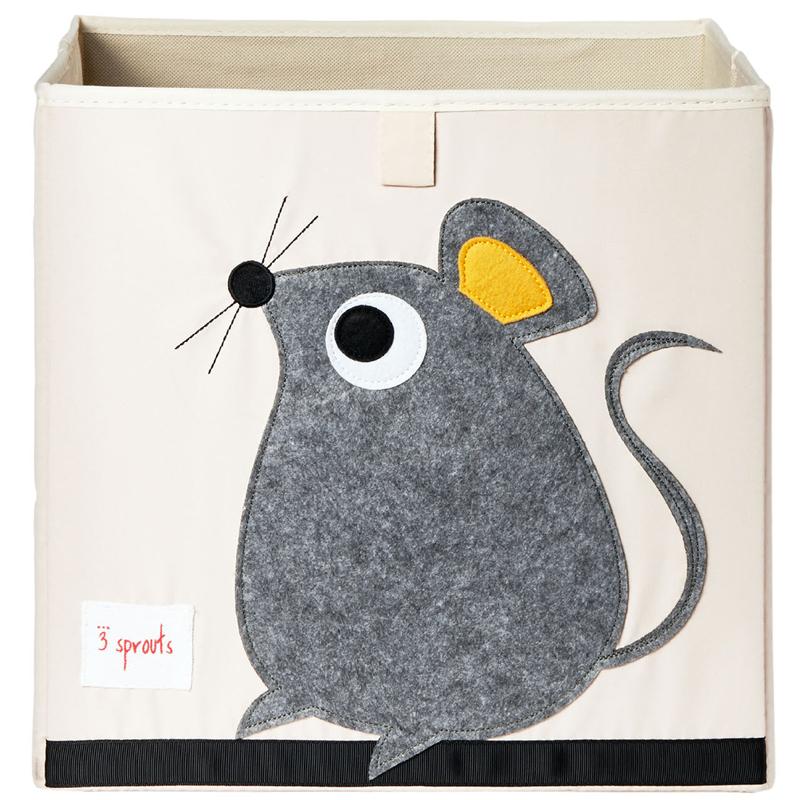Slika za 3Sprouts® Kutija za igračke Miš