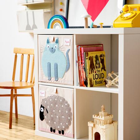Slika za 3Sprouts® Kutija za igračke Ovca