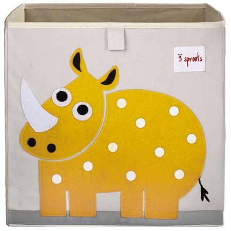 Slika za 3Sprouts® Kutija za igračke Nosorog