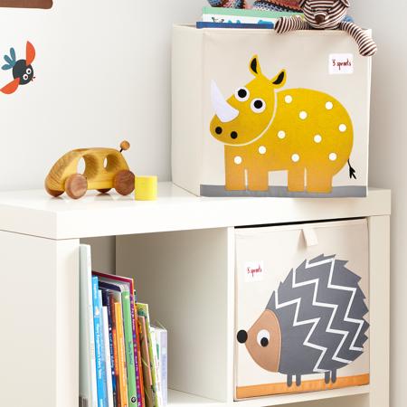 3Sprouts® Kutija za igračke Nosorog