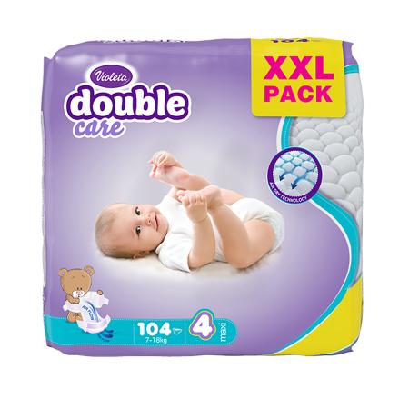 Slika za Violeta® Pelene Air Dry XXL 4 Maxi (7-18kg) 104/1
