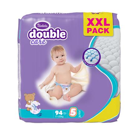 Slika za Violeta® Pelene Air Dry XXL 5 Junior (11-25kg) 94/1