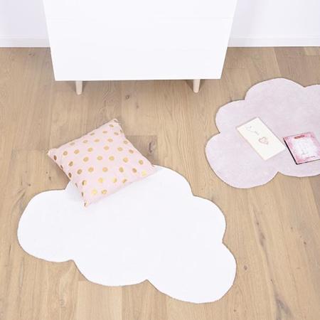 Lilipinso® Pamučni tepih Cloud White 100x64