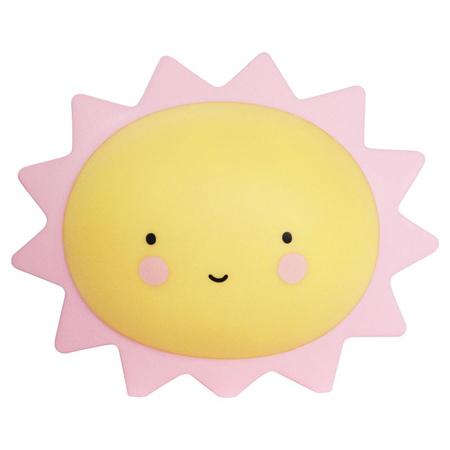 Slika za A Little Lovely Company® Mini lampica Sun