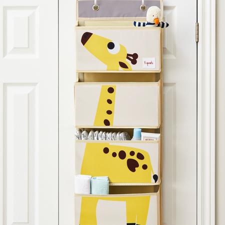 3Sprouts® Zidni organizator Žirafa