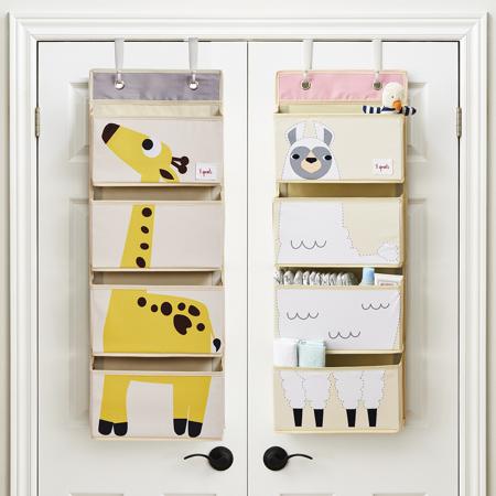 Slika za 3Sprouts® Zidni organizator Žirafa