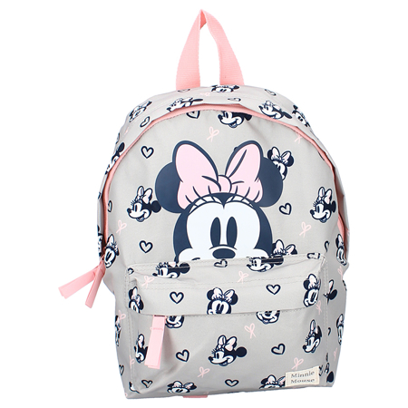 Disney's Fashion® Dječji ruksak Minnie Mouse We Meet Again Pink