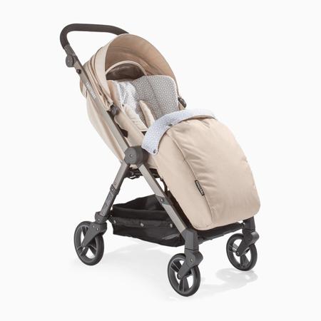 Twistshake® Podloga za kolica i vreća za noge Beige
