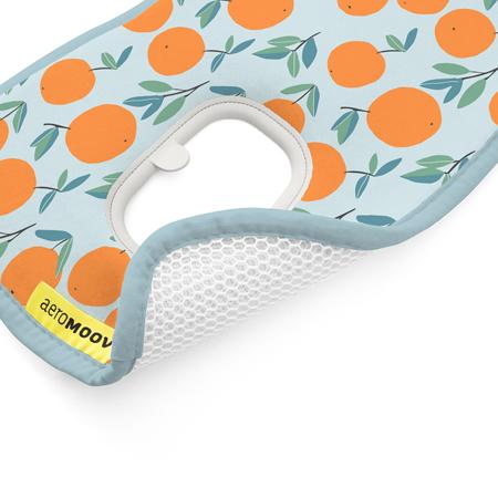 AeroMoov® Zračna podloga za autosjedalicu Grupa 0+ (0-13 kg) Oranges