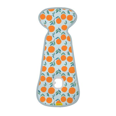 Slika za AeroMoov® Zračna podloga za kolica Grupa B (0-18 kg) Oranges
