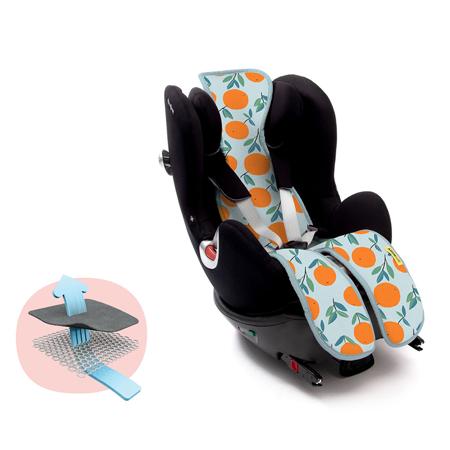 Slika za AeroMoov® Zračna podloga za autosjedalicu Grupa 2/3 (15-36 kg) Oranges