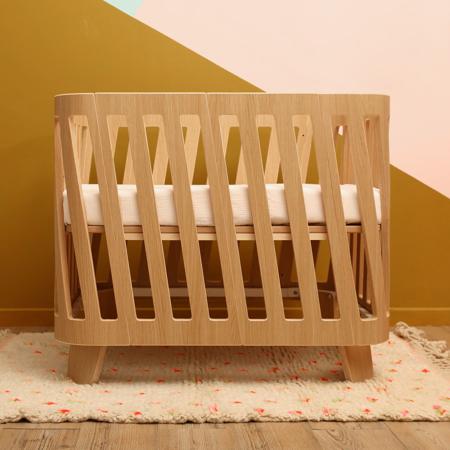 Slika za Charlie Crane® Multifunkcijski dječji krevetić MUKA 90x70