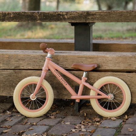 Little Dutch®  Dječja guralica Matt Pink (3-5 G)