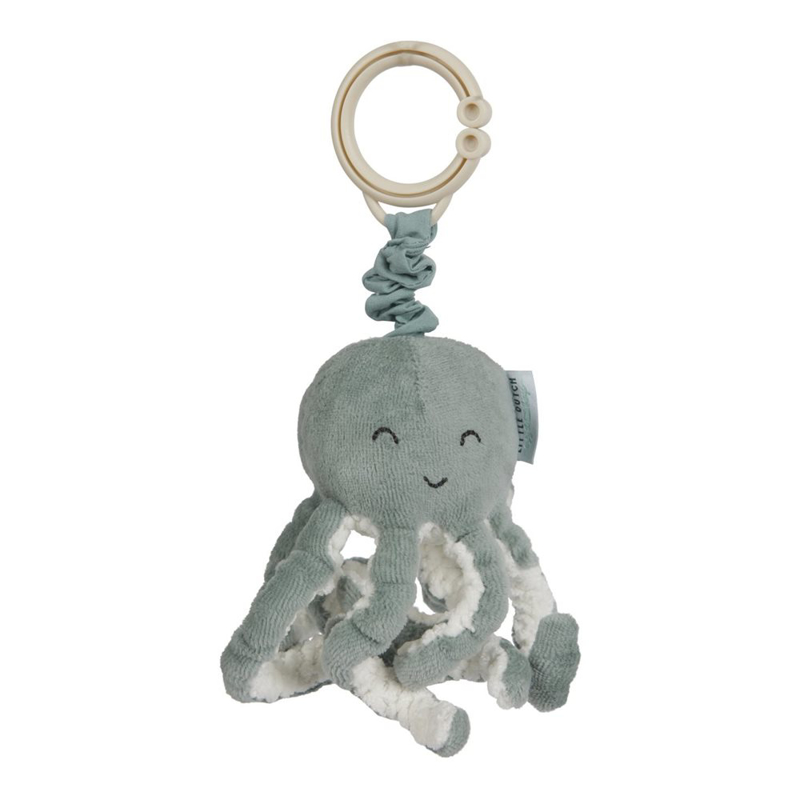 Slika za Little Dutch® Zvečka Hobotnica Ocean Mint