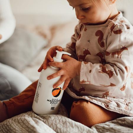 Slika za Linea MammaBaby® Ulje slatkog badema za bebe i djecu 500ml