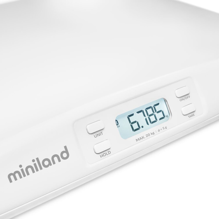 Slika za  Miniland® Vaga eMyScale Plus