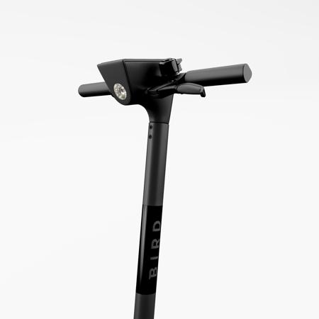 Slika za Bird® Električni skiro Bird One Jet Black