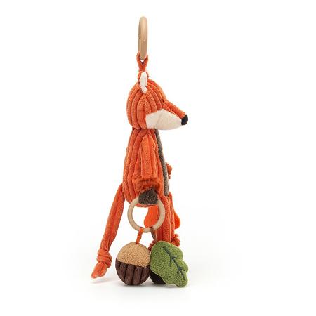 Jellycat® Didaktička plišana igračka Cordy Roy 28x9