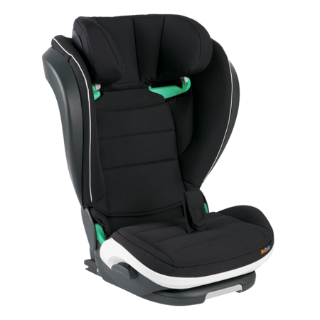 Slika za Besafe® iZi Flex Fix i-Size dječja autosjedalica  2/3 (15-36kg) (100-150 cm) Black Cab