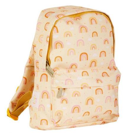 A Little Lovely Company® Dječji ruksak mini Rainbow