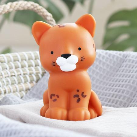 Slika za A Little Lovely Company® Mini lampica Leopard