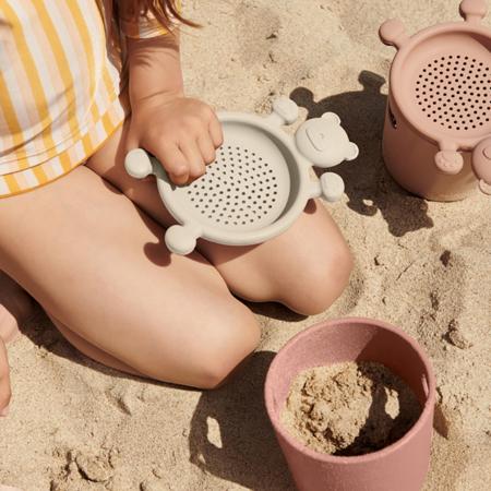 Liewood®  Mini set za igru za plažu Bastian Dark Rose Mix