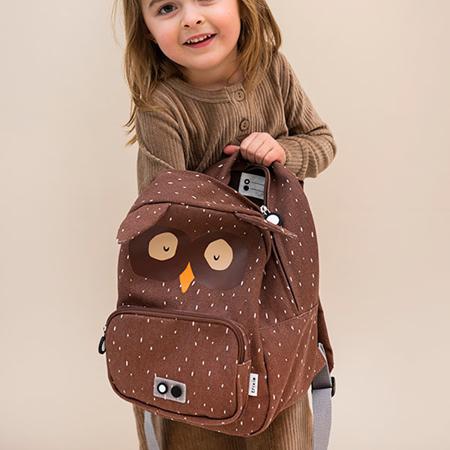 Slika za Trixie Baby® Dječji ruksak Mr. Owl