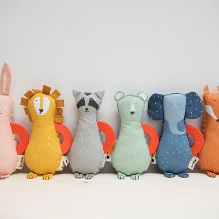 Slika za Trixie Baby® Mini didaktička igračka Mr. Lion