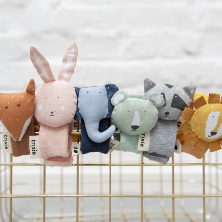 Slika za Trixie Baby® Zvečka u obliku narukvice Mrs. Elephant