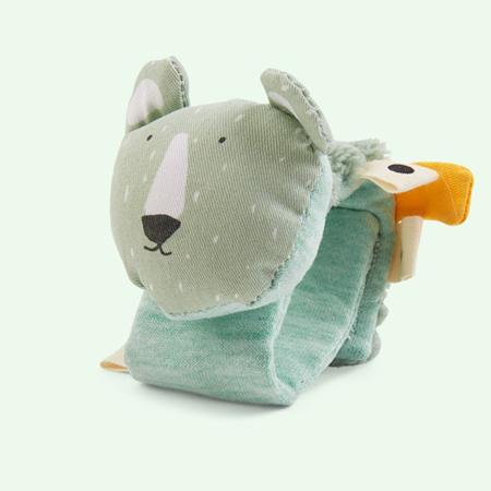 Slika za Trixie Baby® Zvečka u obliku narukvice Mr. Polar Bear
