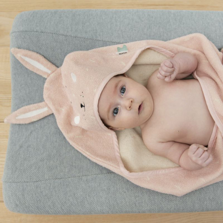 Slika za Trixie Baby® Ručnik 75x75 Mrs. Rabbit