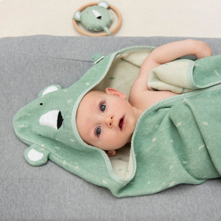Slika za Trixie Baby® Ručnik  75x75 Mr. Polar Bear